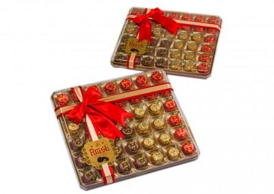 بسته بندی شکلات پذیرایی